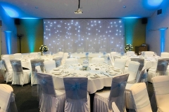 twinkling-Led-backdrop-uplighting-top-table-skirt