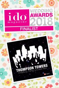 Thompson_Towers_wedding_party_and _event_hire_ido_award_finlalist