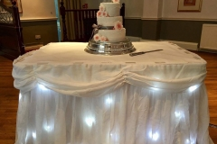 cake_twinkling_table_skirt_wedding_breakfast