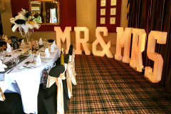 mr-and-mrs-rustic-style-orange-backdrop-light-up-letters-4FT-LED-Letters