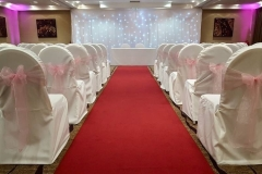 white-starcloth-backdrop-hire