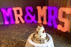 Mr_Mrs_4Ft_letters_cake_table_wedding_breakfast_marriage