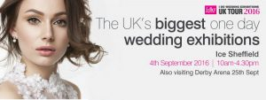 Wedding Fayre Ice sheffield arena